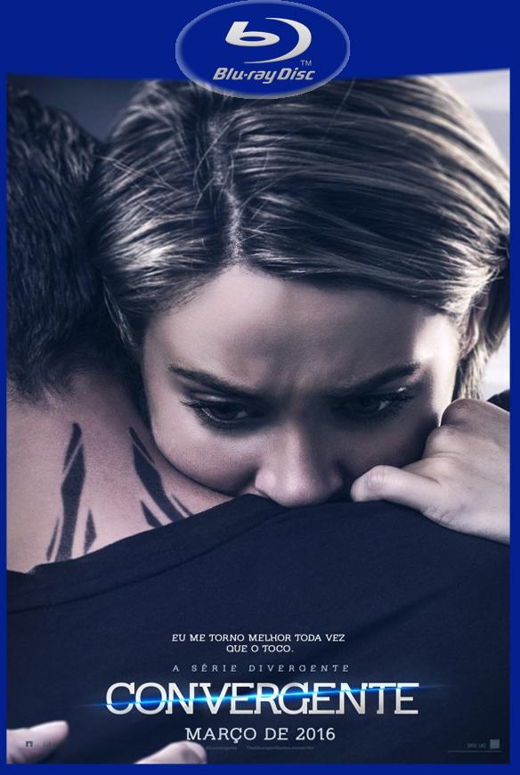A Série Divergente Convergente (2016) Bluray 1080p Legendado