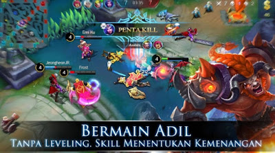 Mobile Legends Bang bang v1.1.50.1324 Mod Apk Terbaru Gratis