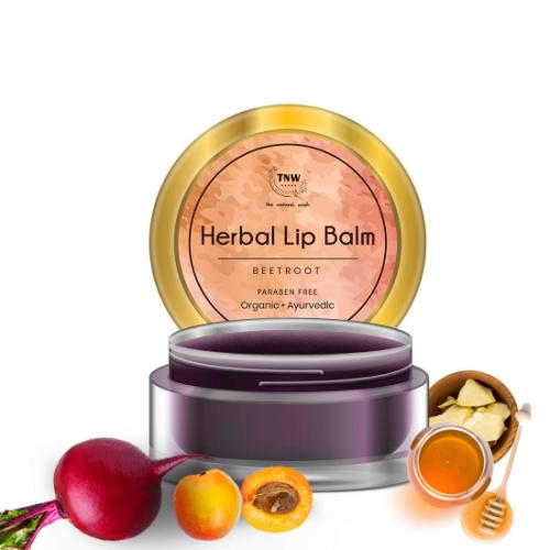 TNW- The Natural Wash Herbal Beetroot Lip Balm