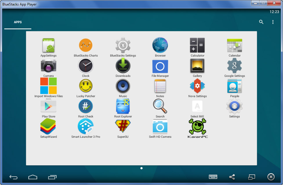 Bluestacks app player версии
