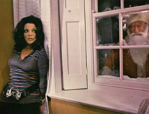 Still - Joan Collins in Tales from the Crypt, 1972