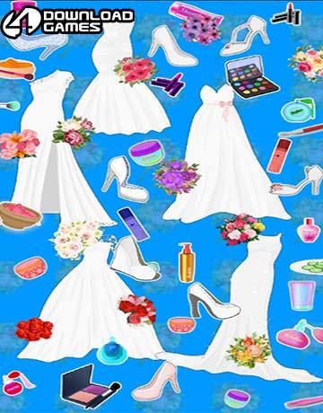 تحميل لعبة تلبيس صالون الزفاف Wedding Salon for Android لاجهز اندرويد