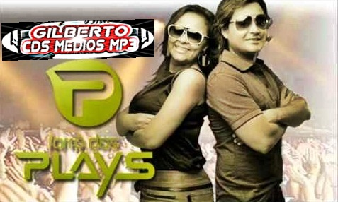 cd completo forro dos plays 2012