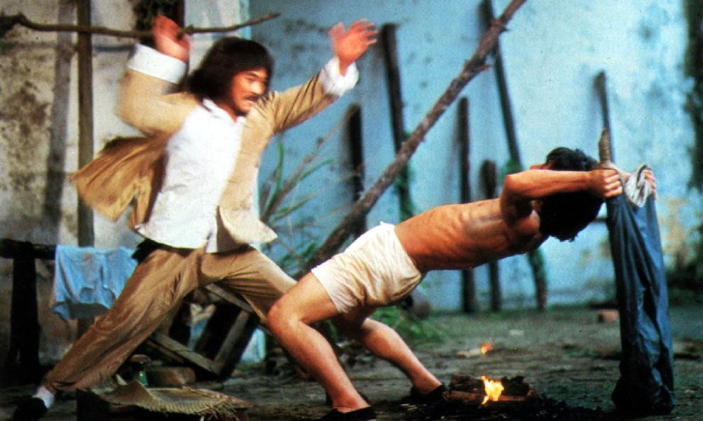 DVD Review: Drunken Master - CineVue - Movie Reviews and ...
