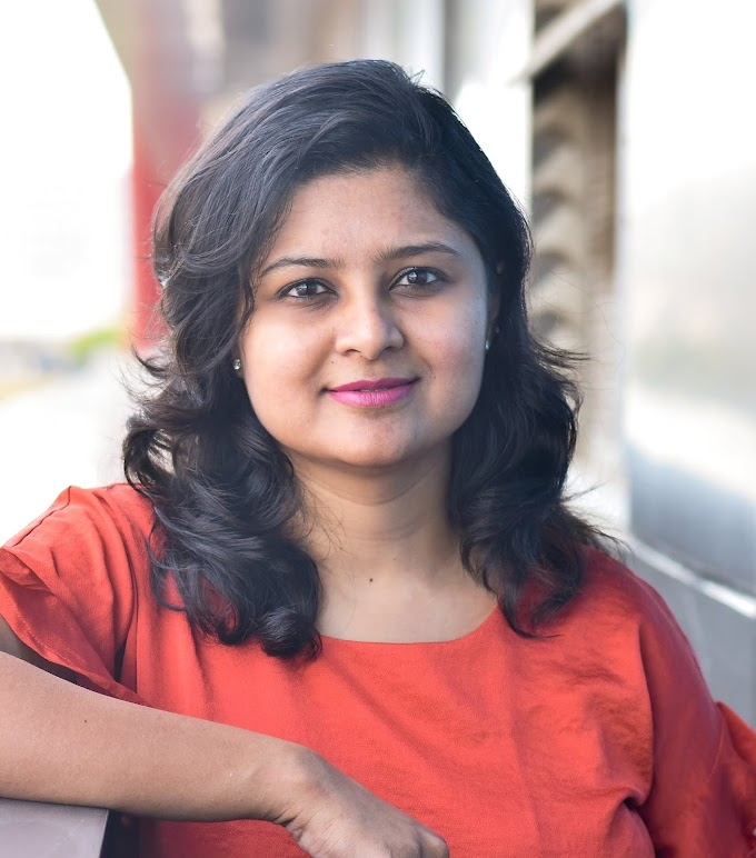 Shriti Chhajed - The Present Set of Young People Are Very Enthusiastic About Making Their Mark in the World (Co-Founder - Bookeventz)