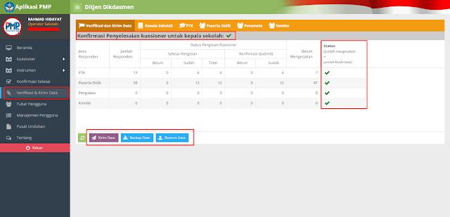 Panduan Aplikasi Penjaminan Mutu Pendidikan (PMP) versi INSTALLER pmp_1.4.007 Dan pmp_updater_13_to_14.007