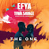 "[Lyrics] Efya – ""The One"" ft. Tiwa Savage"