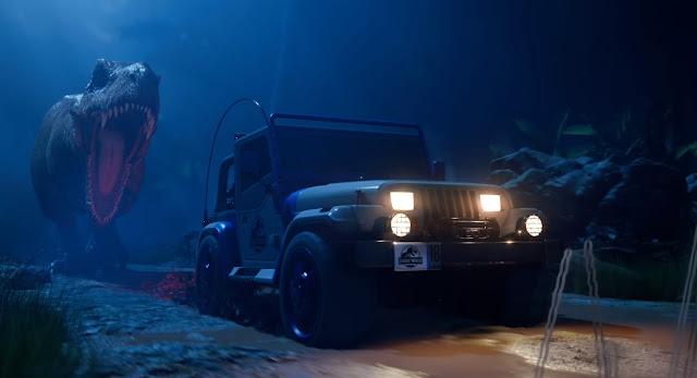 Rocket League Jurassic World Car Pack Download