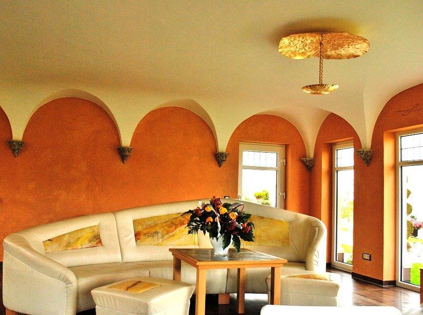 Wandgestaltung mit kalk ein hauch der alten pal ste venedigs - Wandgestaltung antik ...