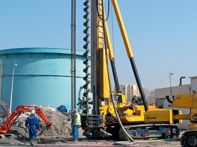 Kelebihan Pondasi Bored Pile dan Metode Pemasangannya | Pengadaan  (Eprocurement)