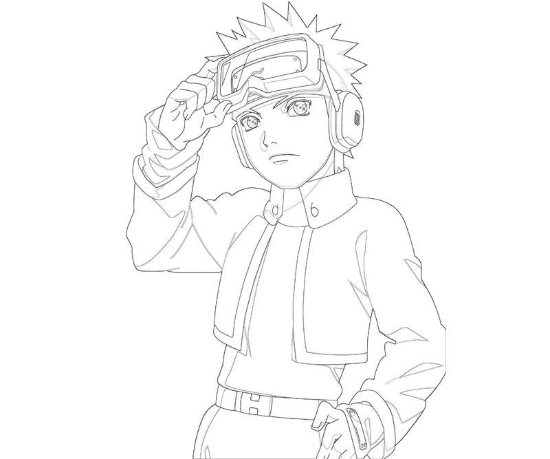 Naruto Obito Uchiha Character Mario