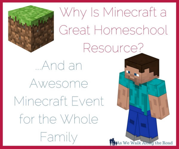 Using Minecraft for education