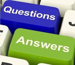 Rispondo alle domande ricorrenti in internet
