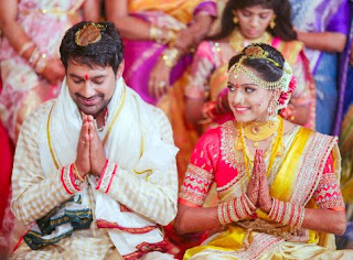 Varun Sandesh Family Wife Parents children's Marriage Photos