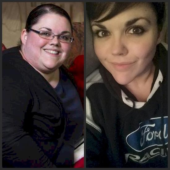 Η χρήστης lilll του Imgur έχασε 49 περίπου κιλά