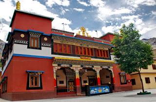 Chango Temple.