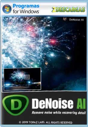 Topaz DeNoise Full Mega y google drive descargar gratis