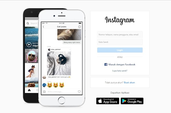 Tips Menggunakan Akun Instagram Di Semua Platform