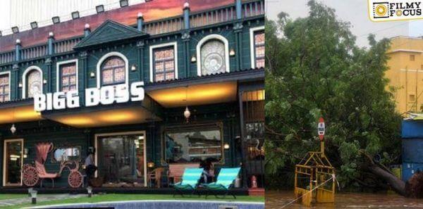 மழை வெள்ளத்தில் மூழ்கிய 'பிக் பாஸ்' வீடு… 'விஜய் டிவி' எடுத்த அதிரடியான முடிவு!