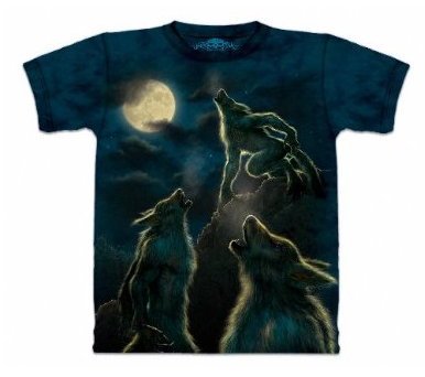 The Mountain Werewolf T-Shirt