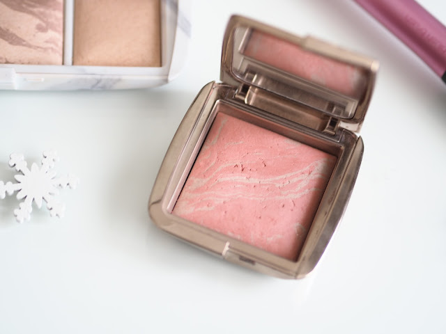 Hourglass ambiente lighting blush in dim infusion