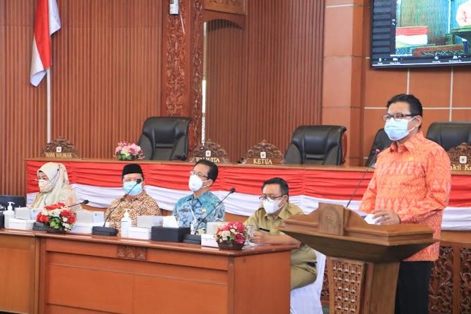 Renja Sekretariat DPRD Fokus Peningkatan Peran dalam Pembangunan