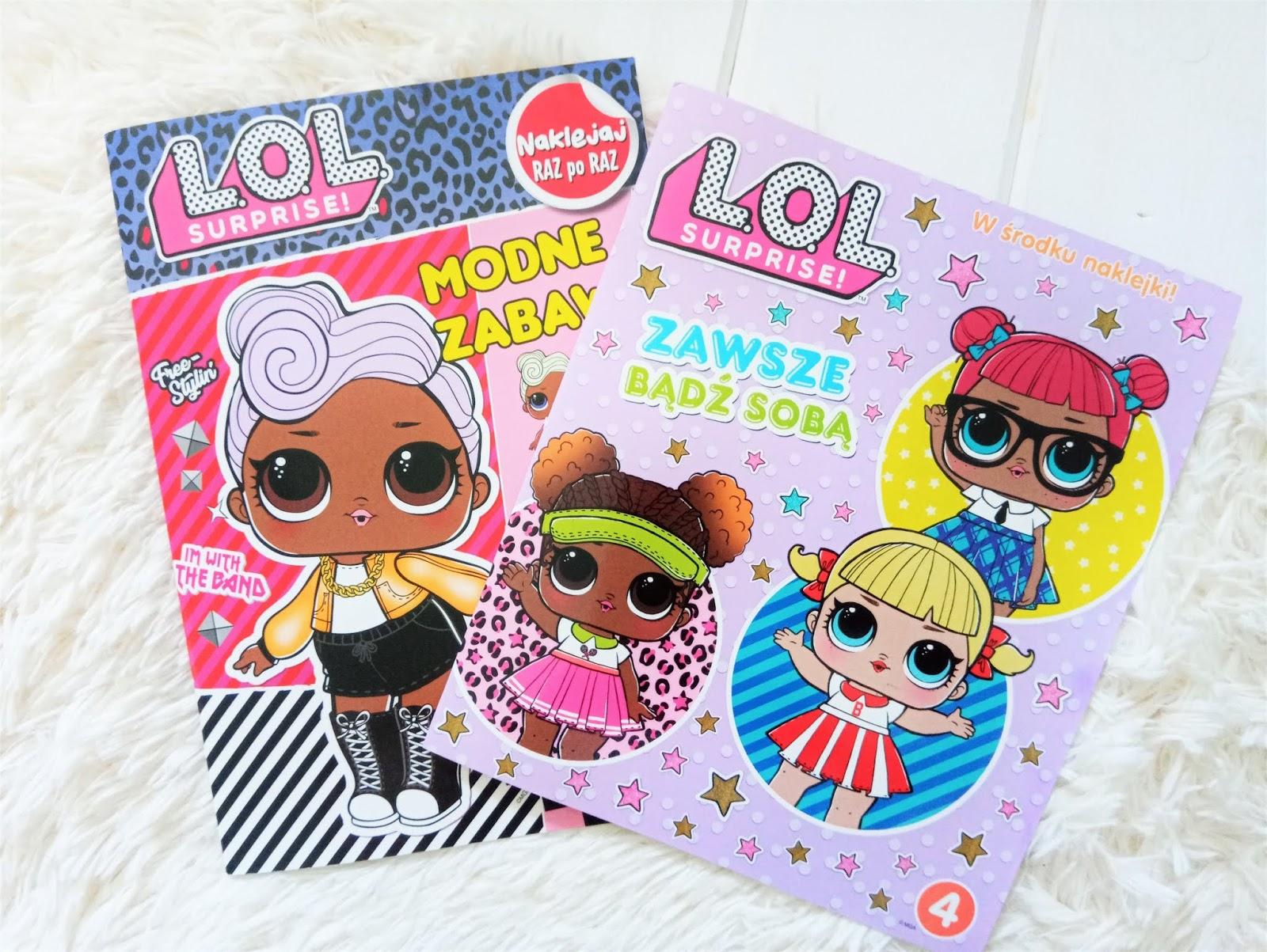 Media Service Zawada - przegląd pozycji książkowych dla dzieci