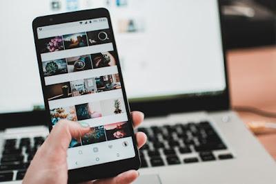 Mendapatkan Uang Di Instagram