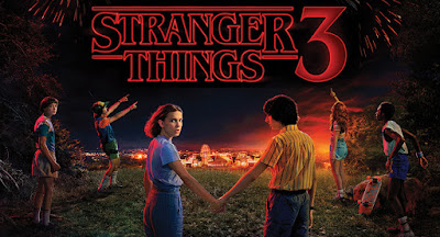 Stranger Things Season 3 Episode 1 - 8