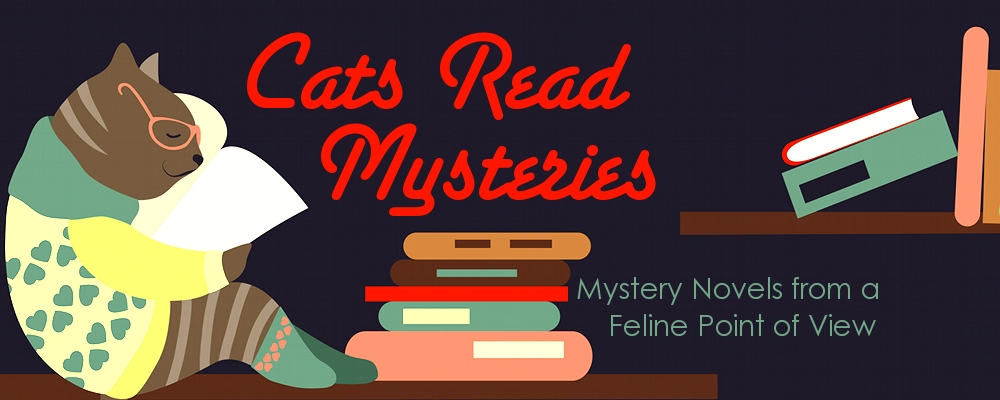 Cats Read Mysteries