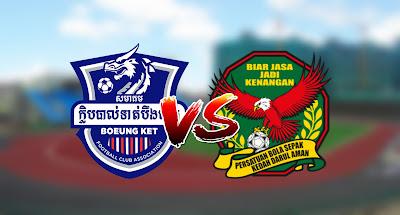 Live Streaming Boeung Ket FC vs Kedah Friendly Match 10.1.2020