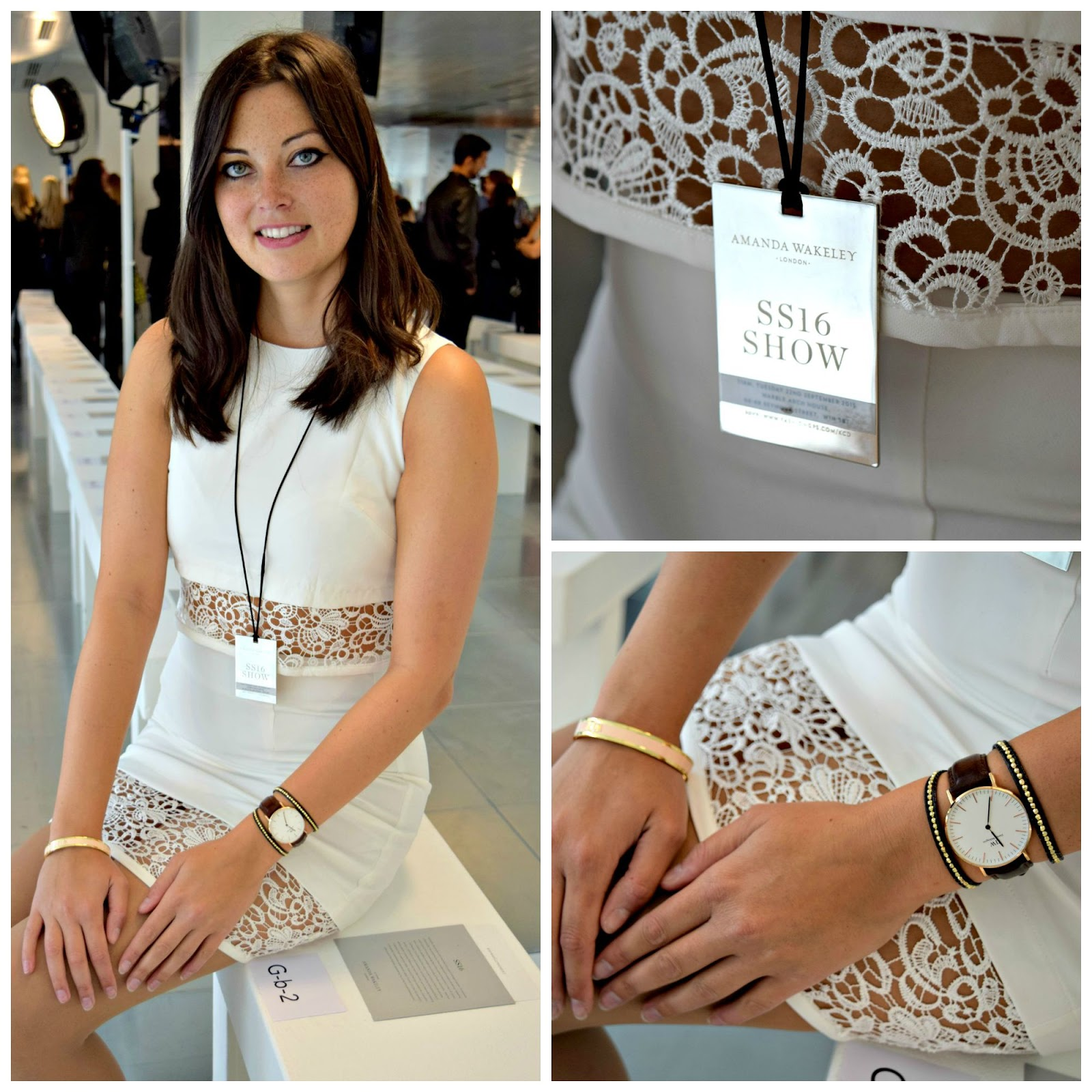 Luxemme Amanda Wakeley SS16 London Fashion Week