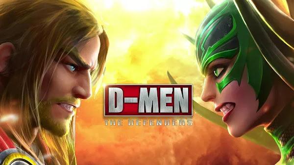 D-MEN: The Defenders (MOD, One Shot Kill)