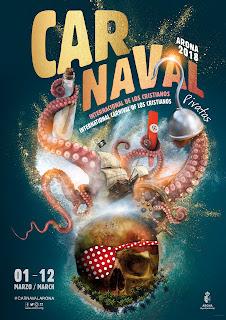 Arona - Carnaval 2018 - Luis Marrero