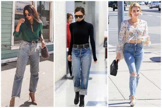 Tips Memilih Model Celana Levis Wanita