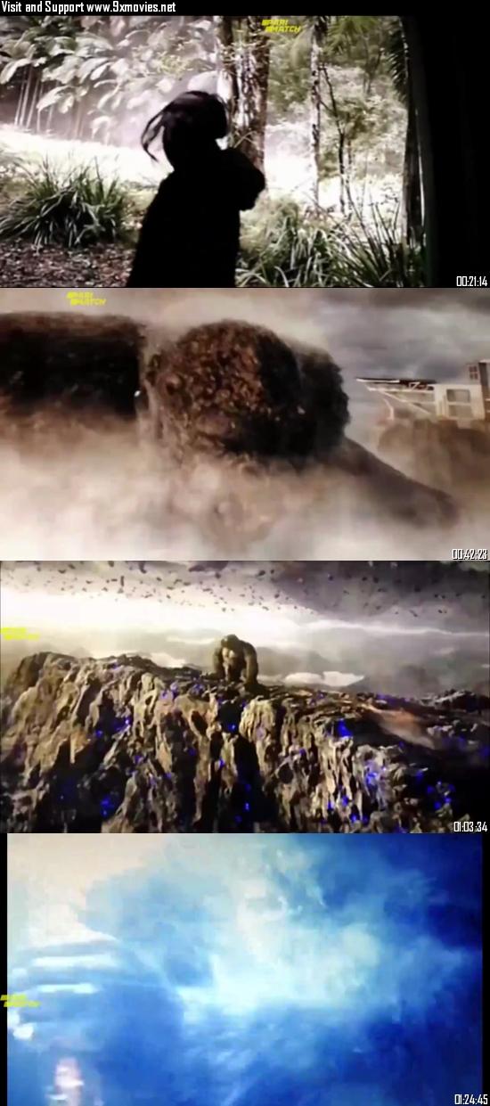 Godzilla vs Kong 2021 Dual Audio Hindi 480p HDCAM 350mb