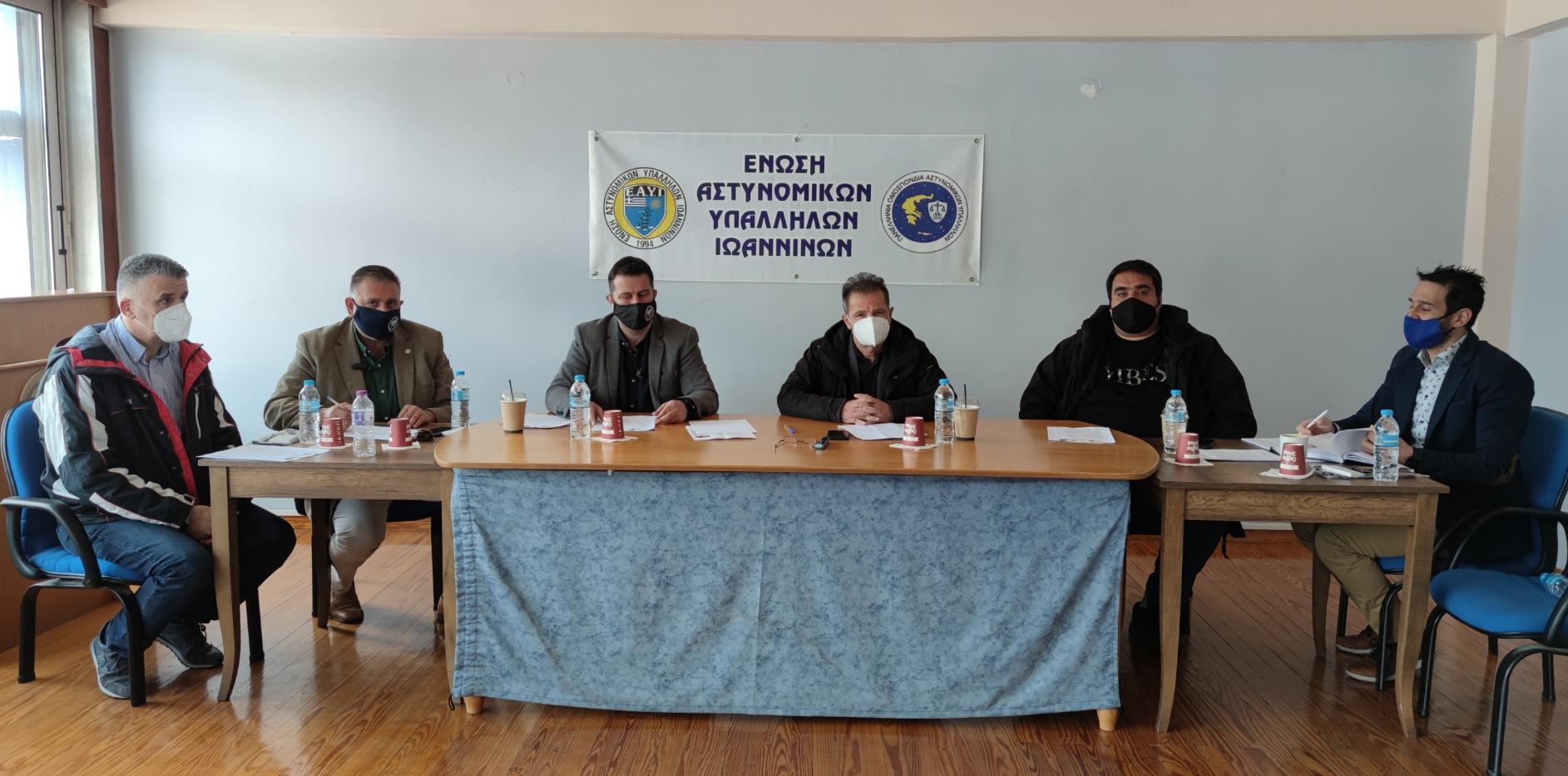 Έμειναν με τις προεκλογικές υποσχέσεις οι Αστυνομικοί  της Ελληνολβανικής μεθορίου  ......