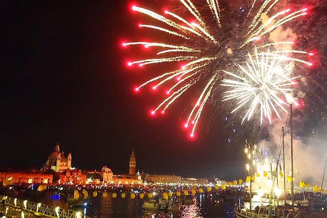Jak si užít silvestrovský ohňostroj v Benátkách?