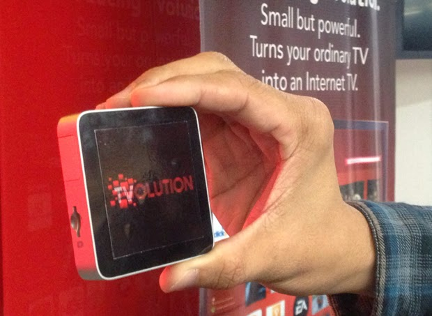 Introducing PLDT Home Tvolution