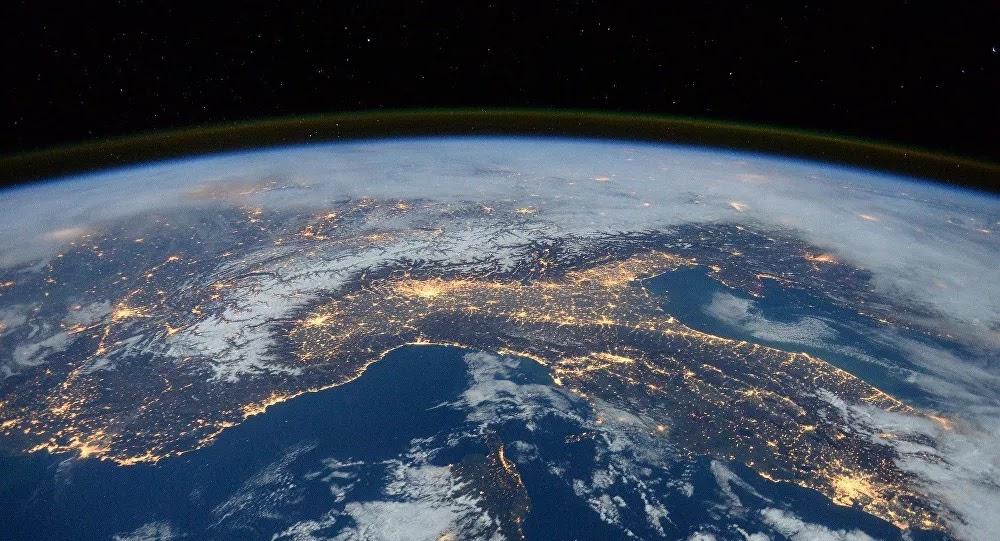 SCI-TECH Voici à quoi ressemblait le continent englouti par l'océan Pacifique