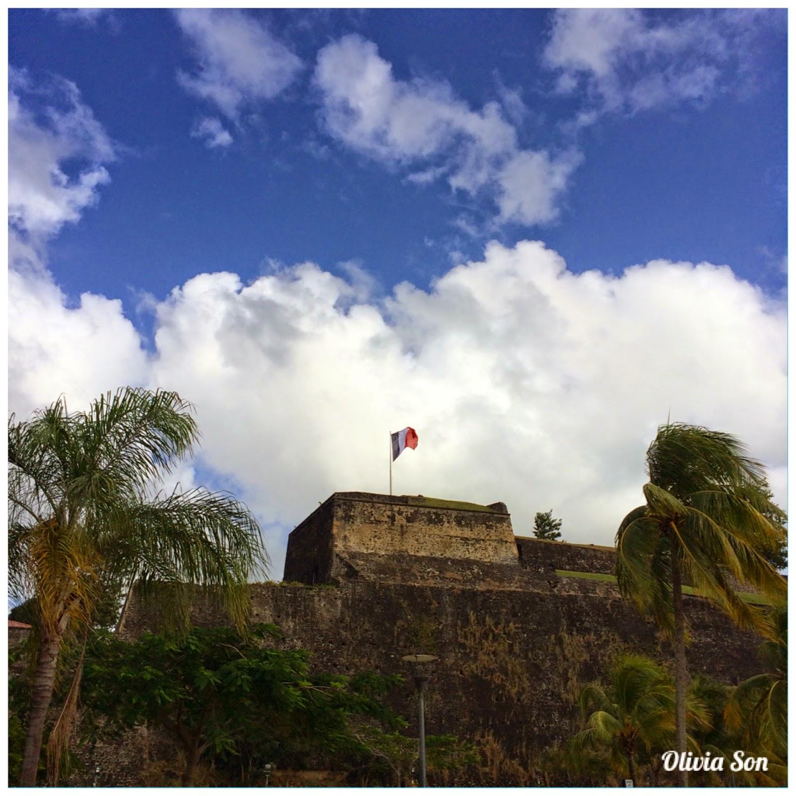 Fort Saint-Louis Martinique