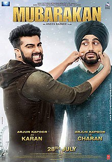 MUBARAKAN (2017) [HINDI] 720P PRE-DVDRIP Bollywood Movie Download Form Extratorrent