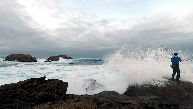 TOMA%2BESCENARIO - Hat-Trick 🐟🐟🐟 de robalizas desde costa