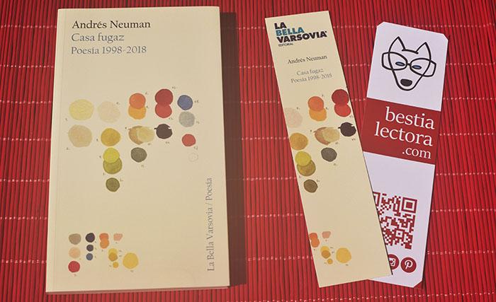 Reseña de «Casa Fugaz», de Andrés Neuman (La Bella Varsovia) en Bestia Lectora