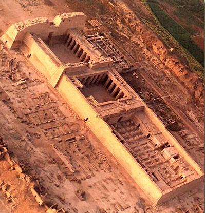 Historia del arte actividades sobre la arquitectura egipcia for Informacion sobre la arquitectura
