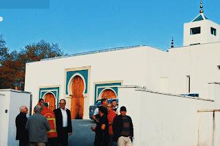 حملة أمنية فرنسية ضد المساجد French security campaign against mosques