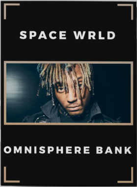 Space Wrld (Omnisphere Bank) StudioPlug - LEGION MUZIK