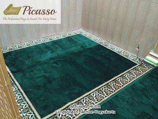 Karpet Masjid Minimalis, Karpet Sajadah Masjid, Pusat Karpet Masjid Terlengkap
