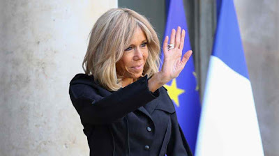 Brigitte Macron, ce selfie choquant pris à l'intérieur de l'Elysée