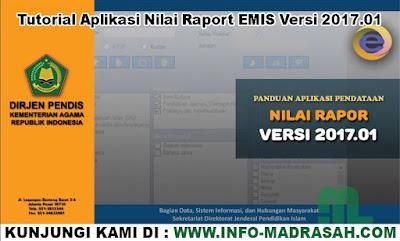 Tutorial Aplikasi Nilai Raport EMIS Versi 2017.01